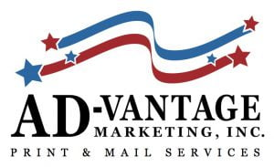 AD-Vantage Logo 2010 Print & Mail Services