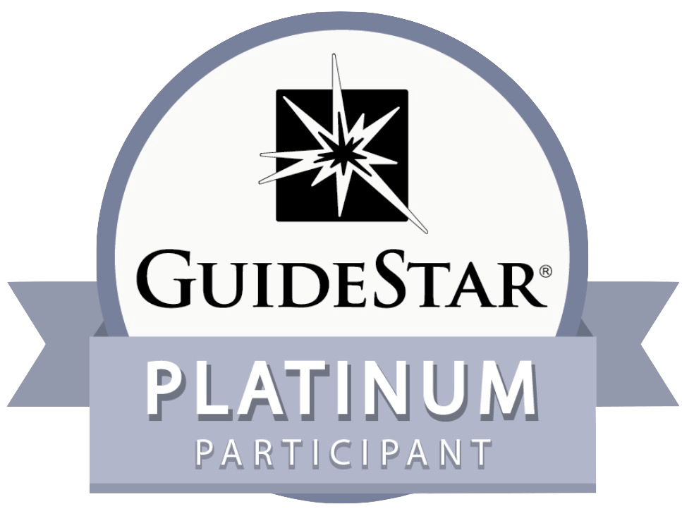 GuideStar Platinum certification